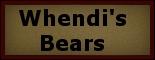 Whendis Bears